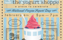 The Yogurt Shoppe, misc. design
