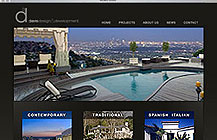 Home Design Portfolio Site